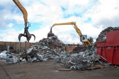 Bryan Hirst Metal Recycling Equipment